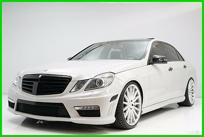 2010 Mercedes-Benz E-Class E63 AMG® 2010 E63 AMG Used 6.2L V8 32V Automatic RWD Sedan Premium