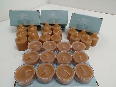 Partylite Tamboti Safari Tealight & Votive Candle Lot 29 V06744 V04744 New