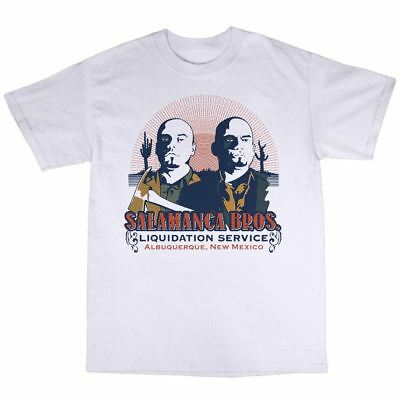 Salamanca Brothers T-Shirt 100% Cotton The Cousins Don Hector Walter White