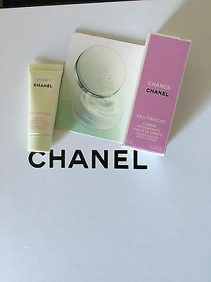 CHANEL CHANCE EAU FRAICHE BODY CREME 6ml SAMPLE SIZE