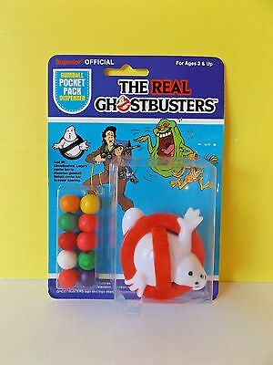 Vintage Ghostbusters Pocket GumBall Machine Mint in Package !!!