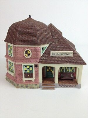 Department 56 Seasons Bay The Grand Creamery