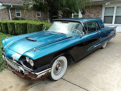 1960 Ford Thunderbird Base Hardtop 2-Door 1960 Ford Thunderbird Base Hardtop 2-Door 352