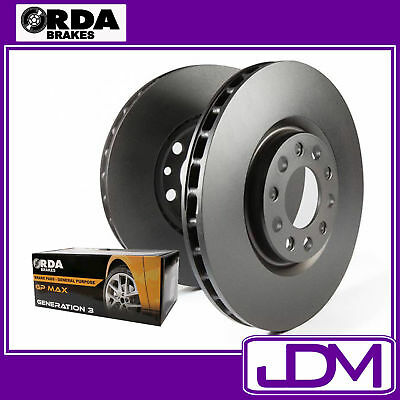 Front Brake Discs & Pads Ford Falcon BA, BF, XR6, XR8