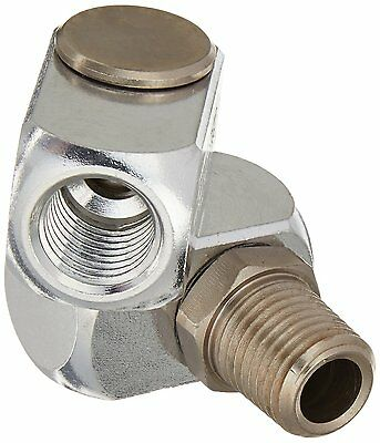 Dynabrade 95460 1/4-Inch NPT Original Aluminum Dynaswivel Air Line Connector,