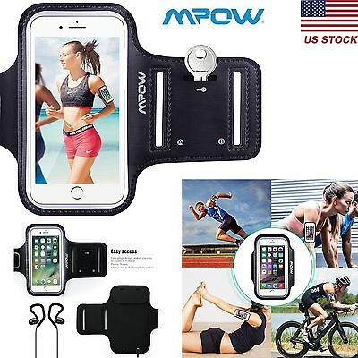 Sports Gym Armband Cover Jogging Cycling Running Arm Holder Case For Cell Phone