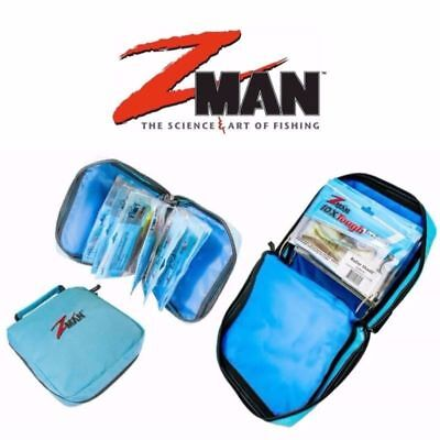 Zman Bait Binderz Soft Plastics Holder Bag Z-man Z man Plastic Wallet Binder
