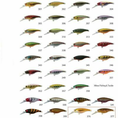 Ecogear SX40F Hardbody Fishing Lure Good for Bream Flathead Bass Trout