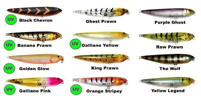 Austackle Joey SW60 Hardbody Topwater Lure - Choose Your Colour