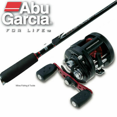 "Abu Garcia Ambassadeur STX6600 Fishing Reel & Rod Combo Abu MT3 5'6"" 1pc 6-10kg"