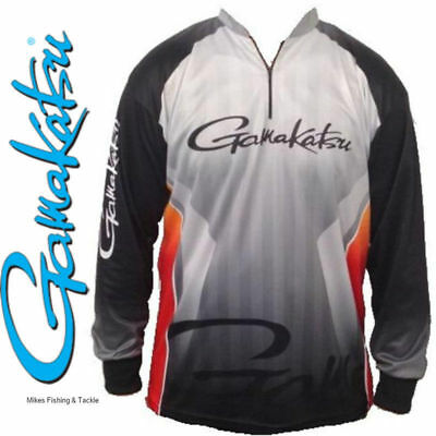Gamakatsu Tournament Fishing Shirt  BRAND NEW WITH TAGS