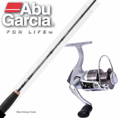 Abu Garcia Salty Fighter 7' 1-3 Kg 2pc Fishing Rod Cardinal S20 Reel Combo