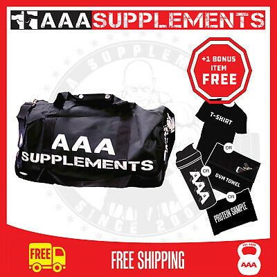 AAA | Gym Bag | Large| Power, Strength, Energy, Pump, Endurance, Sports
