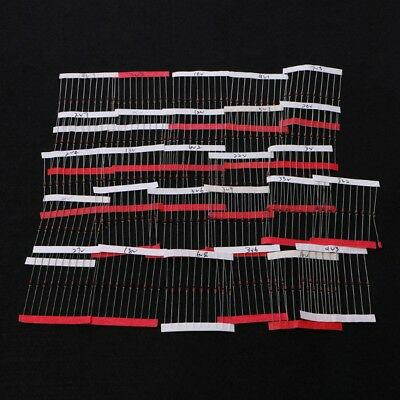 270 Pcs 27 Values 2.4V-33V 1/2W 0.5W Zener Diode Assorted Kit