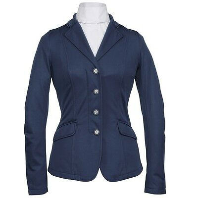 SHIRES GREENWICH JACKET LADIES NAVY SPRT women horse riding wear 9782