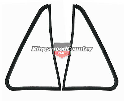 Holden Quarter 1/4 Vent Window Seal REAR Left / Right. EJ EH Sedan Wagon x2