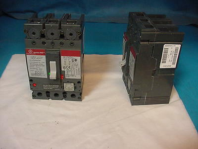 NEW GE SPECTRA SELA36AT0060 60A Circuit breaker frame