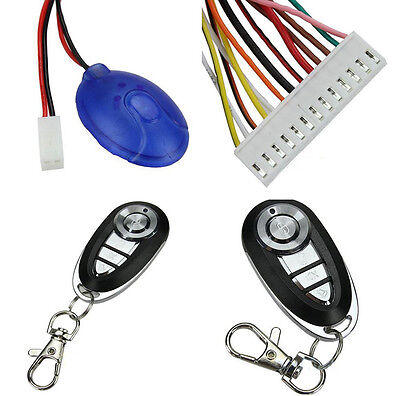 Universal Keyless Entry SystemCar Remote Central Kits Door Lock Locking Vehicle