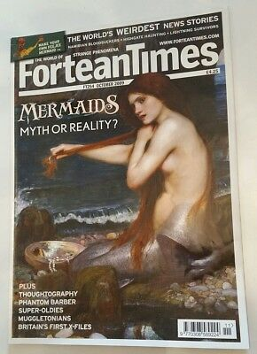 FORTEAN TIMES MAGAZINE ISSUE 254 October 2009