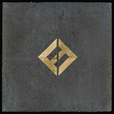 Concrete and Gold - Foo Fighters (Album) [CD]