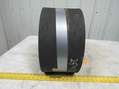 """1/2"""" x 8"""" X 25' Skirtboard Solid Rubber for Conveyor Belts"""