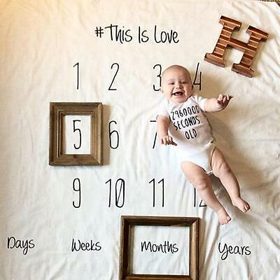 Newborn Baby Boys Personalised Blanket Costume Photo Photography Props Outfits