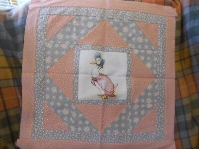 Beatrix Potter Themed Cushion Cover