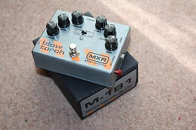 Mxr Blowtorch Bass Di/pre Amp  Pedal M181