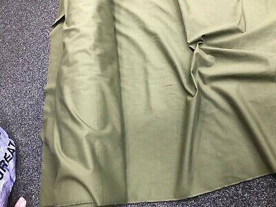Heavy Waterproof COTTON CANVAS FABRIC NATURAL 72 inch wide Heavy Plain Material