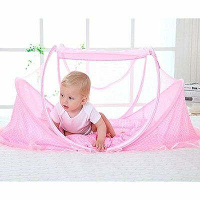 Travel Crib ,Baby Tent, Bed ,Instant Pop Up Portable Travel With Mosquito Net