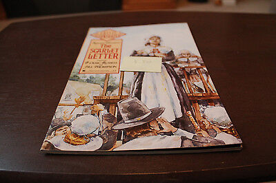 Classics Illustrated (First) #6 The Scarlet Letter