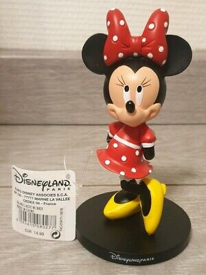 FIGURINE MINNIE CLASSIC / Classique W/BASE Disneyland Paris