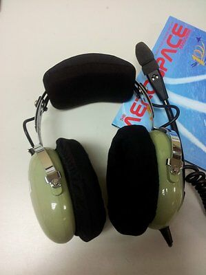 Ear Cover for David Clark, Lite Speed , Gentex Flight Helmetand and Headset