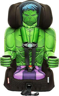 KidsEmbrace Combination Toddler Harness Booster Car Seat, Marvel's Avengers Hulk