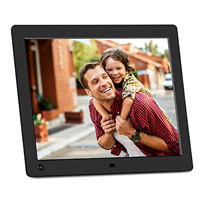 NIX Advance - 10 inch Digital Photo & HD Video (720p) Frame with Motion Sensor..