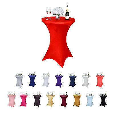 Cocktail Spandex Table Cover For Wedding Party Banquet Events Decoration