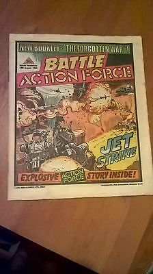 BATTLE Action Force 10th August 1985