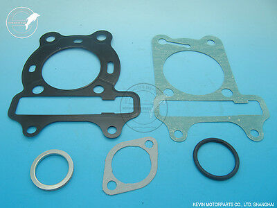 GY6 125cc water-cool Head Gasket set for Chinese GY6 HM-125 water-cool engine