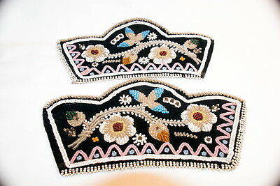 1800S Native American Indian Beaded Wrist Bands