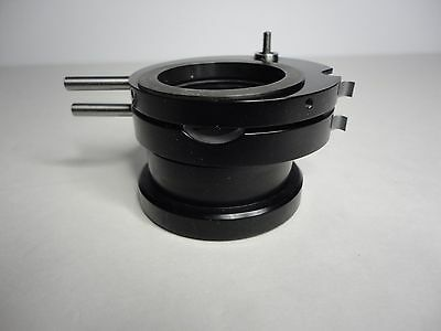 Zeiss Microscope Sub-condenser auxiliary lens and filter mount !