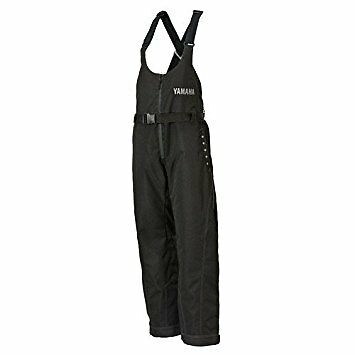 Womens Yamaha X-Country Snowmobile Bib Outlast Winter Snow Pant Smw-13Bxc-Bk-14