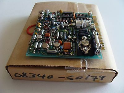 HP / Agilent 08340-60179 Positive Regulator Board Assembly for HP 8340 Series