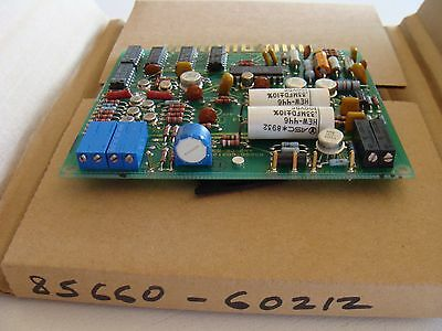 HP / Agilent 85660-60212 A19 Digital to Analog Converter Card for 8566 Series