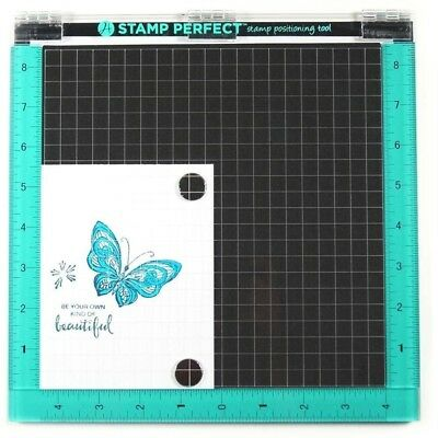 "Stamp Perfect 10"" x 10"" By Hampton Art Stamp Tool"