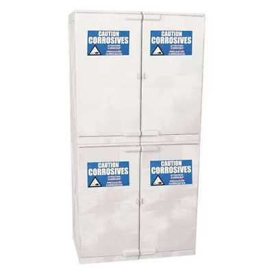 EAGLE M48CRAW Corrosive Safety Cabinet,48 gal. G5894570