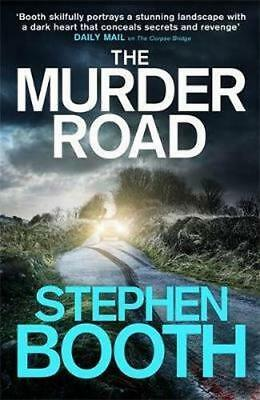 NEW The Murder Road By Stephen Booth Paperback Free Shipping
