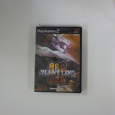 Armored Core 3: Silent Line PS2 PlayStation 2 JP GAME/s38