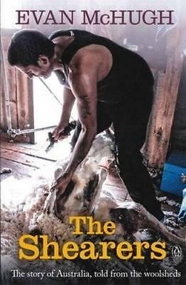 NEW The Shearers By Evan McHugh Paperback Free Shipping