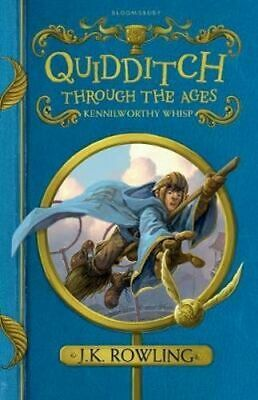 NEW Quidditch Through the Ages By J.K. Rowling Paperback Free Shipping