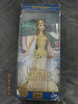 Barbie Collectors Edition -  Princess Of The Vikings  B6361